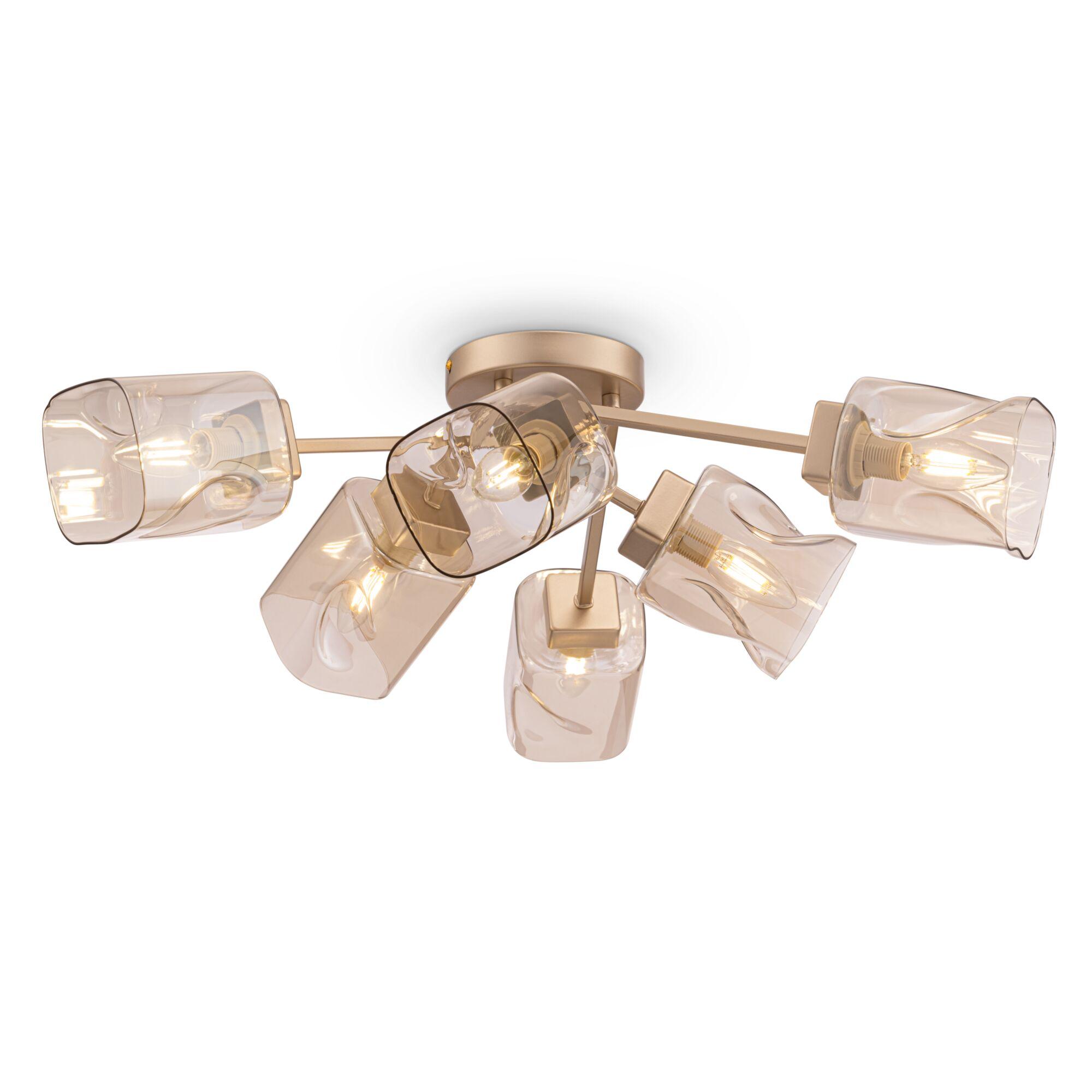 Потолочные светильники FR5095CL-06G Isabella Freya