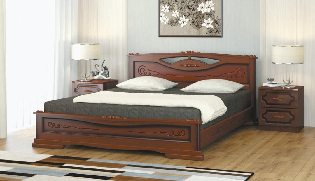 Кровать «Елена 3» Bravo