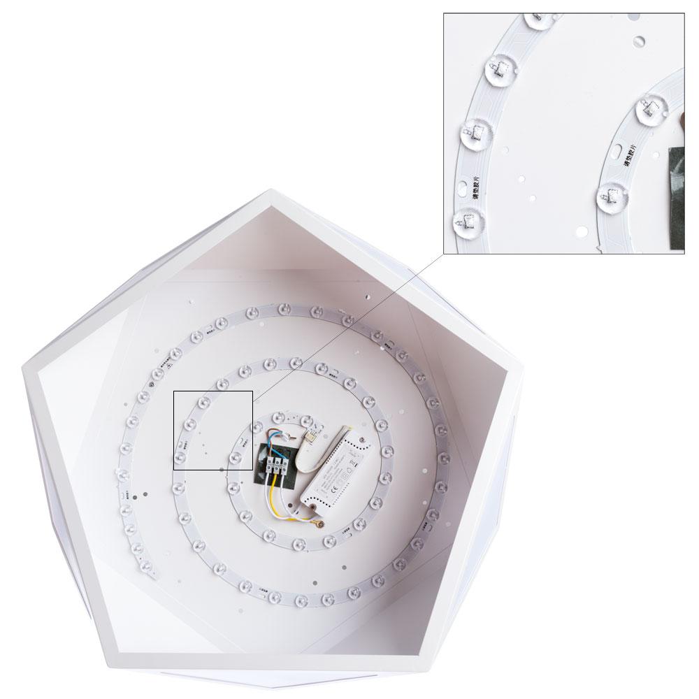 Потолочные светильники A1931PL-1WH MULTI-PIAZZA Arte Lamp