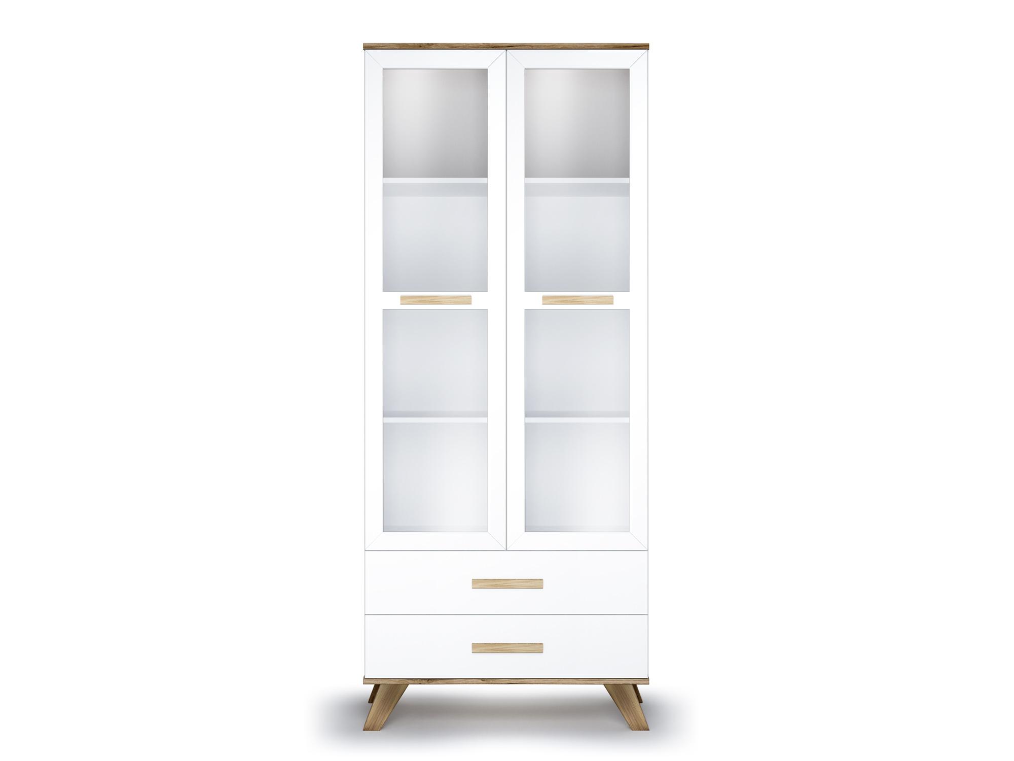 Шкаф-витрина 800 «Вега Скандинавия» Кураж