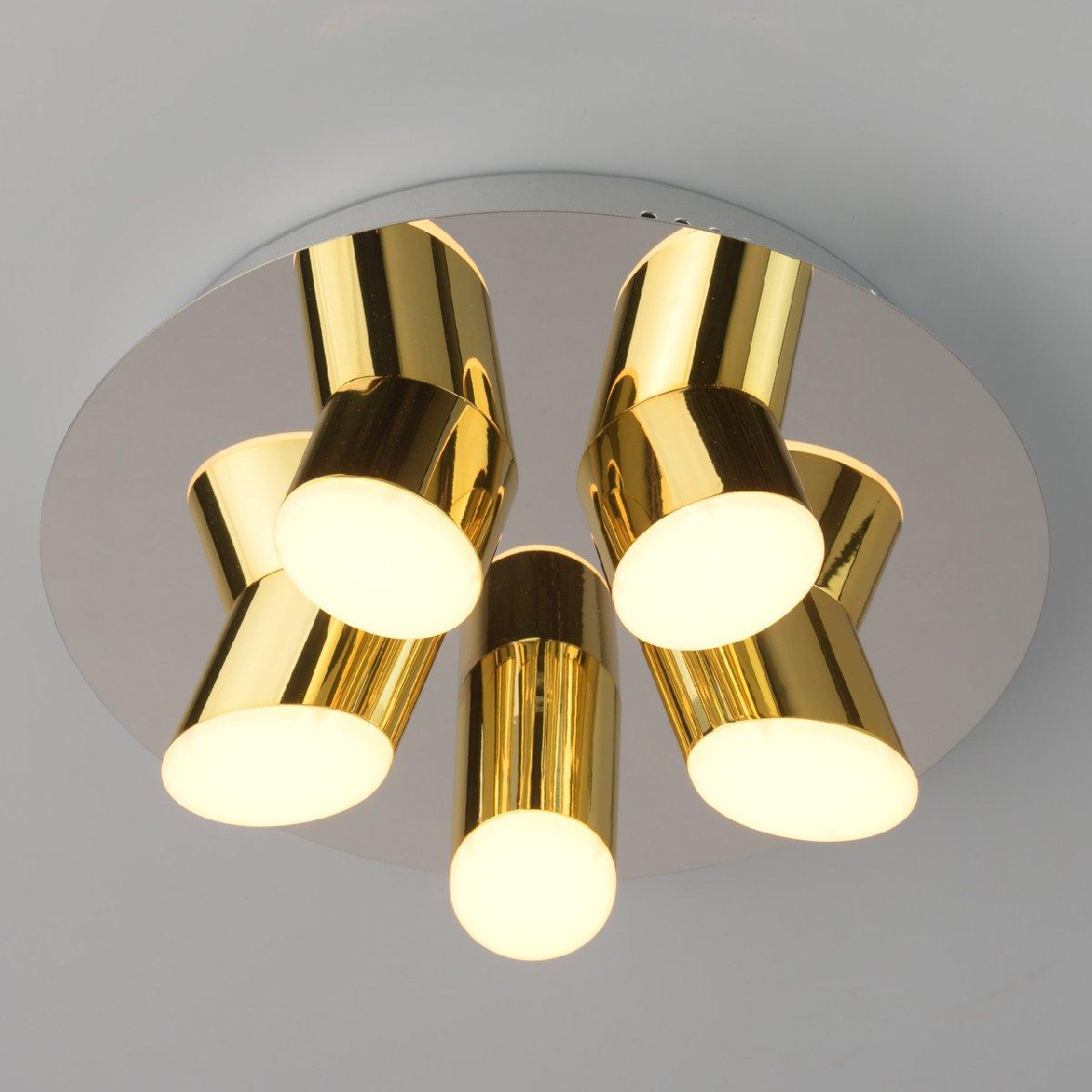 Потолочные светильники 609013505 De Markt