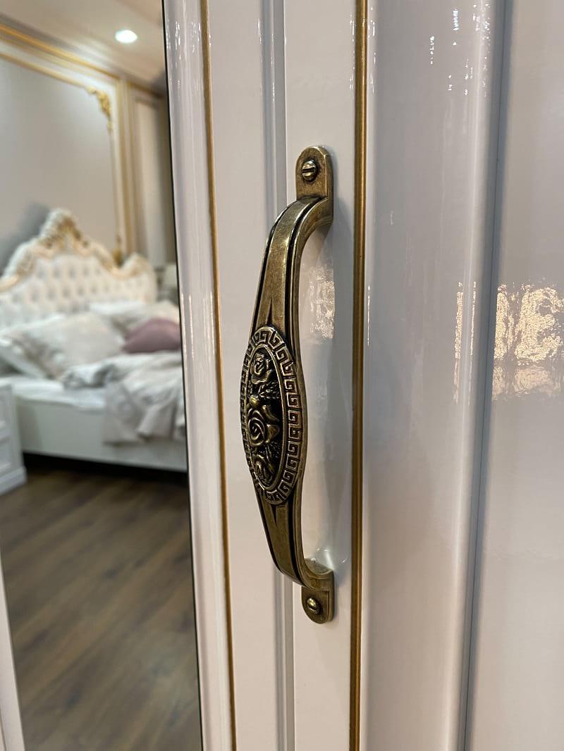 Шкаф четырехдверный с зеркалами «Натали» ЭРА