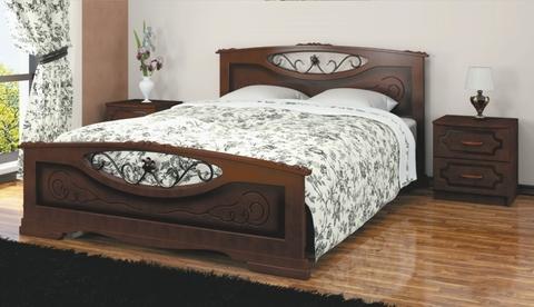 Кровать «Елена 5» Bravo