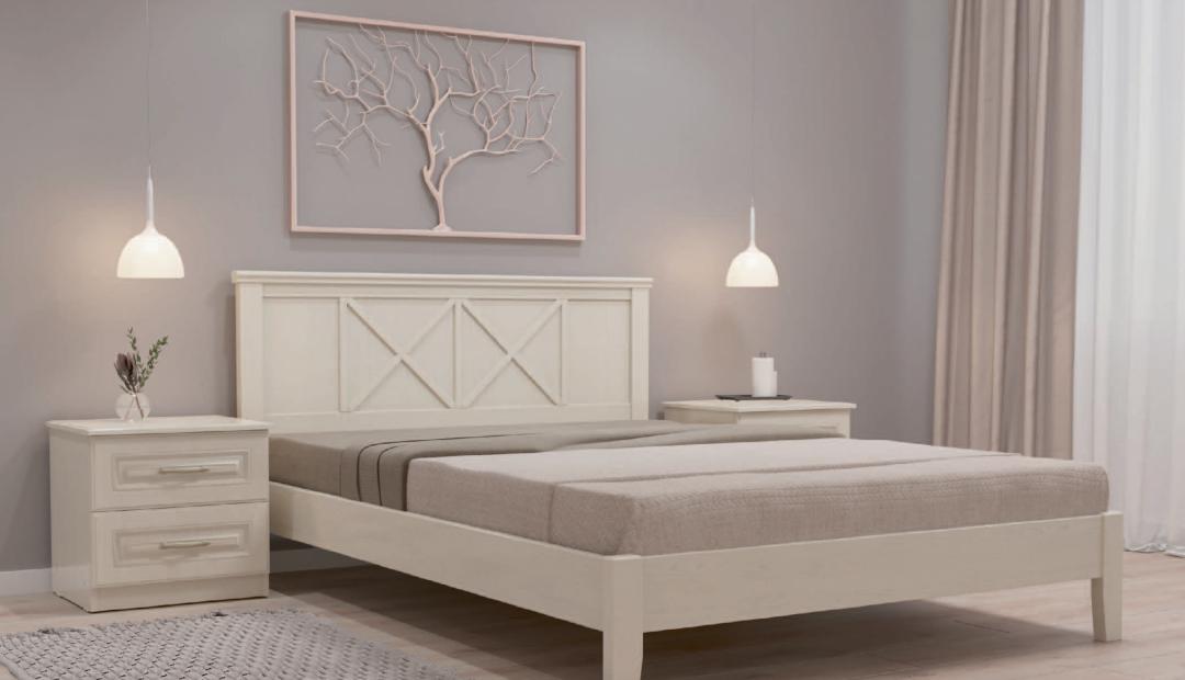 Кровать «Грация 2» Bravo