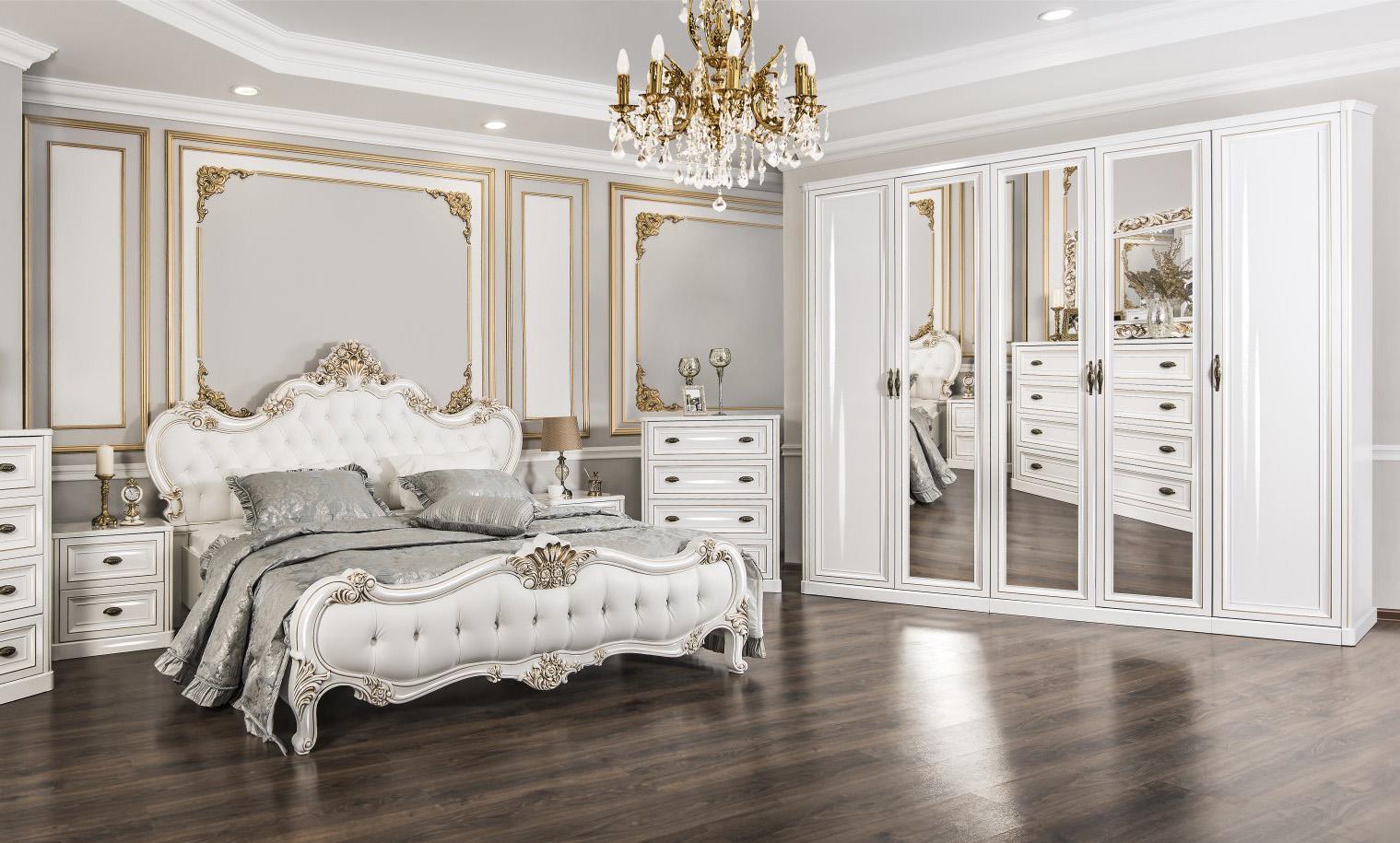 Спальня «Натали» (5 ств) ЭРА