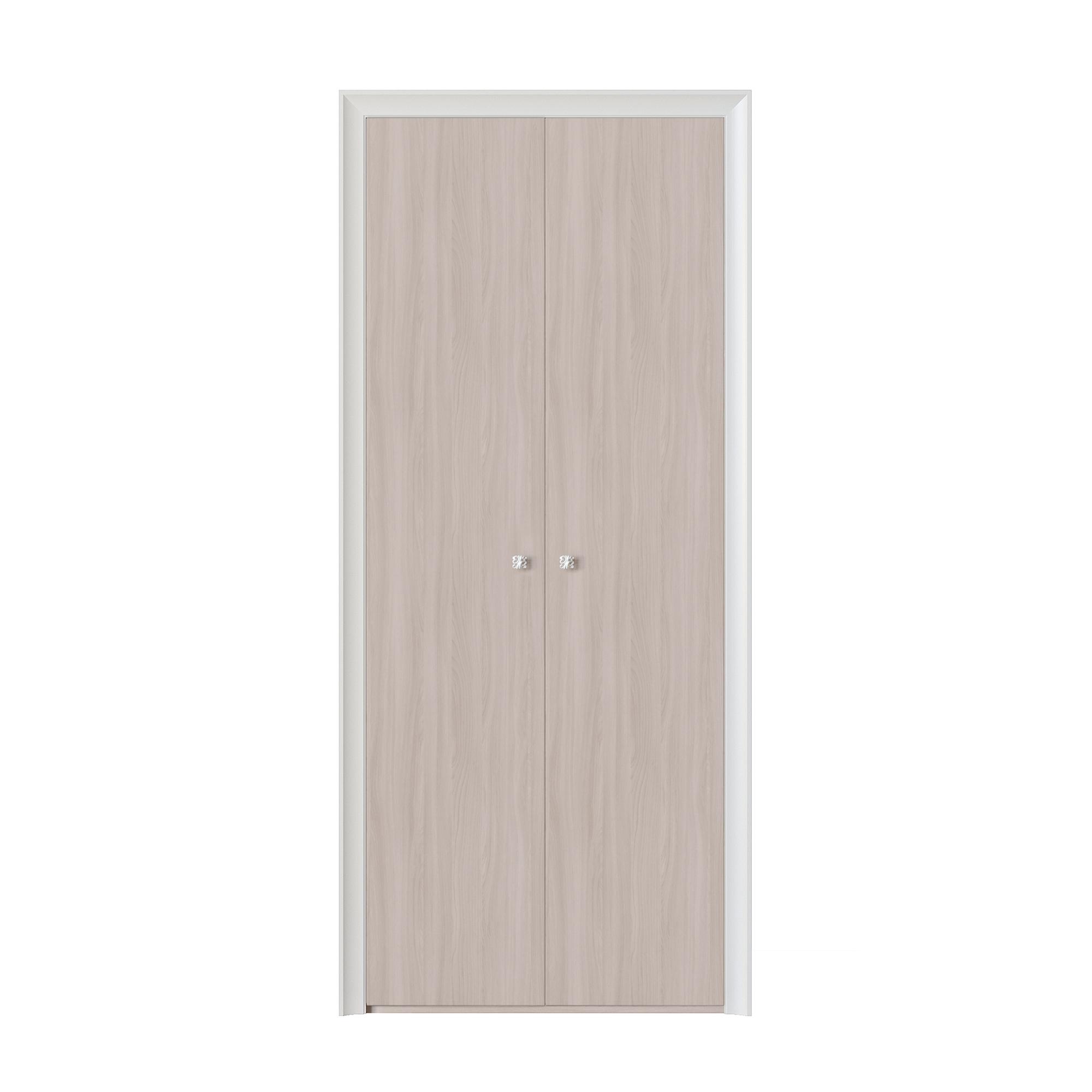 Шкаф двухдверный (корпус) «Прато» Кураж