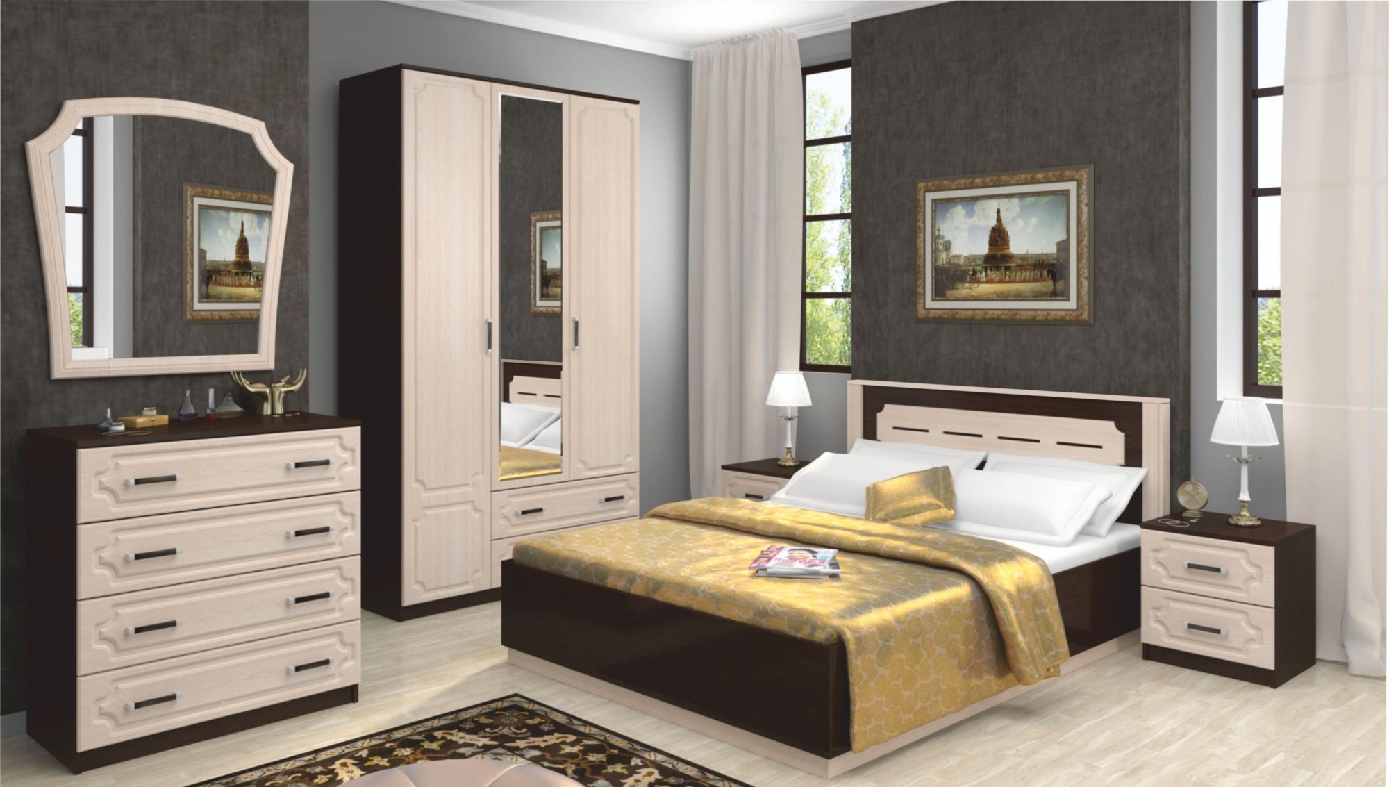 Спальня «Венеция» Bravo