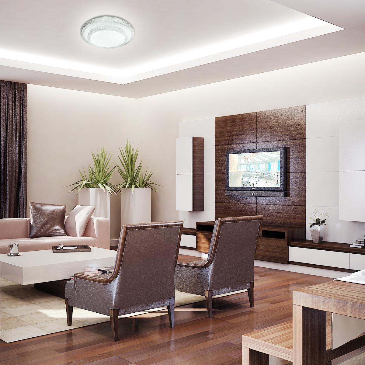 Потолочные светильники 2041/DL Floors Sonex