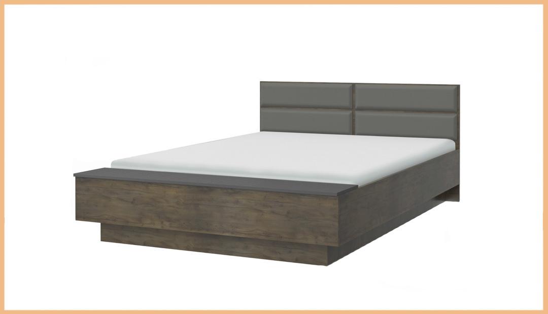 Кровать «Куба» без тумб, без ящика Bravo