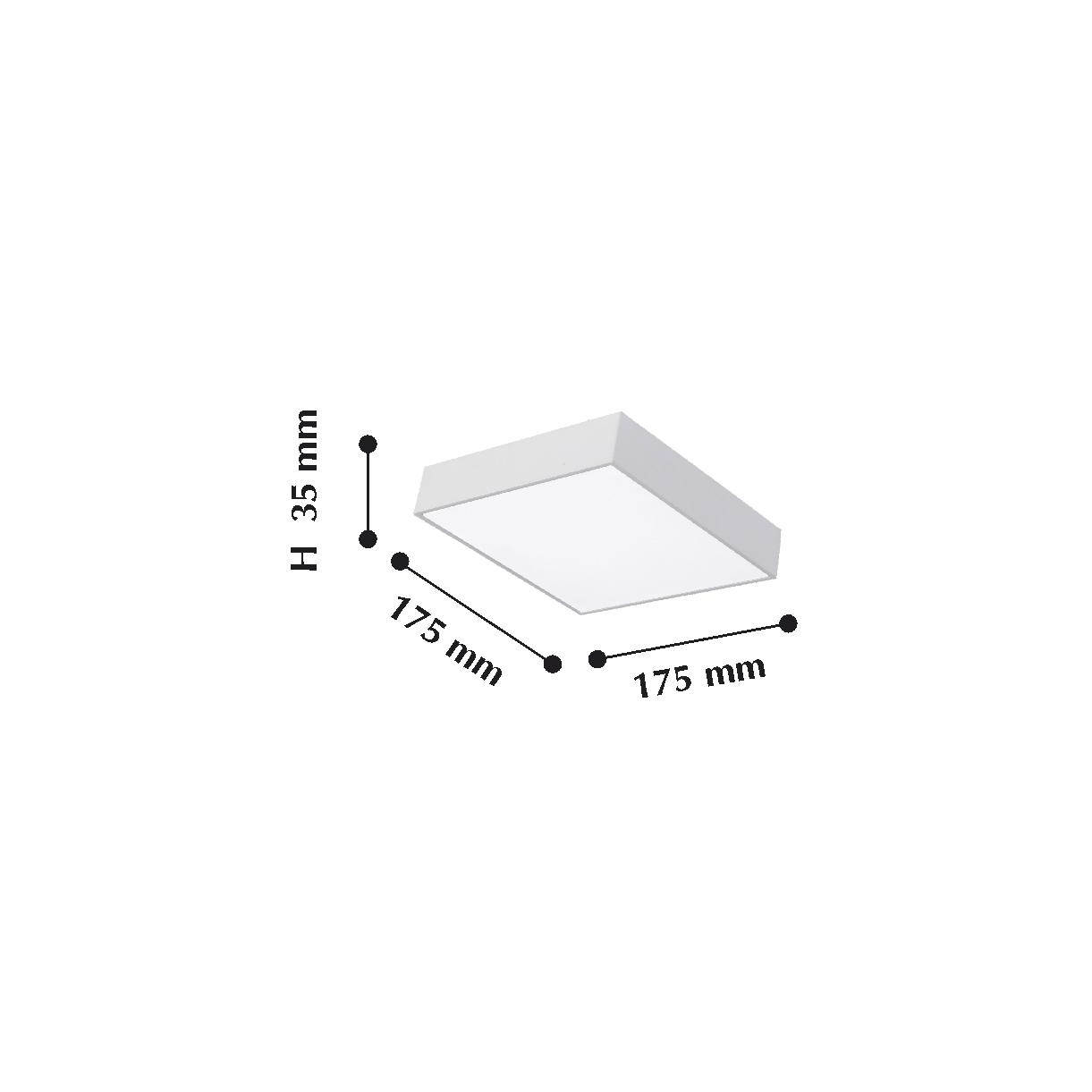 Потолочные светильники 2066-24C Flashled Favourite