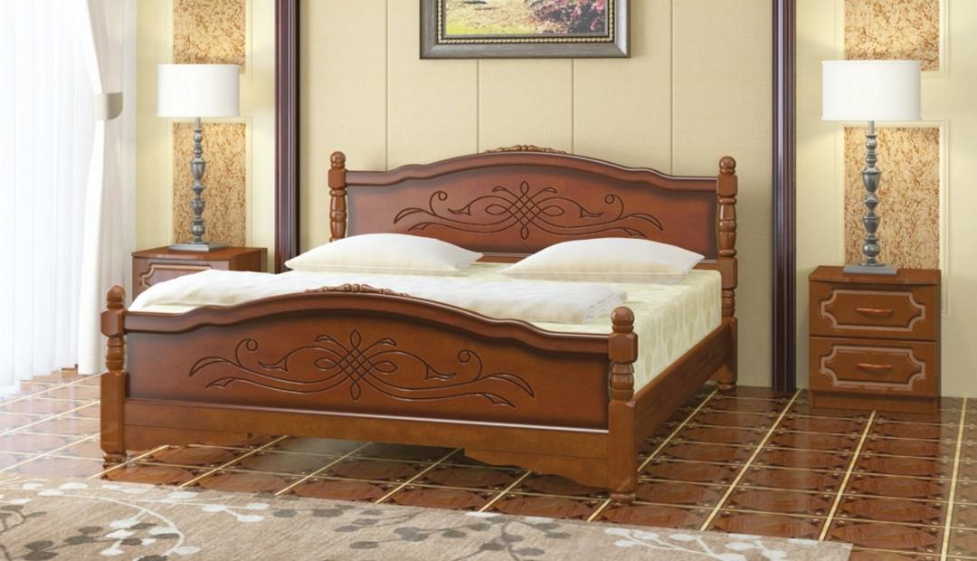 Кровать «Карина 12» Bravo